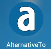 alternativeto: Find alternatives to Software