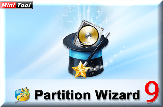 MiniTool Partition Wizard Pro 9