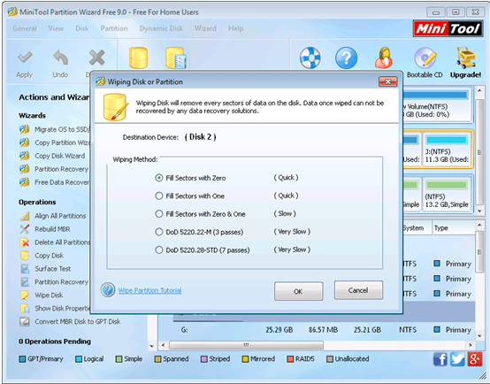 MiniTool Partition Wizard Free Edition 9 0 Review