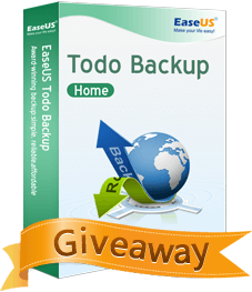 EaseUS Todo Backup Home v11 License for Free [Windows ]