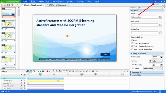 Resultado de imagen de ActivePresenter Professional Edition