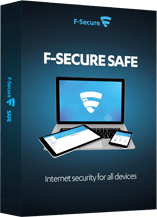 F-Secure SAFE Free for 6 Months For 3 Devices