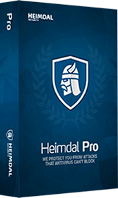 Heimdal Pro Free 1 Year License -Security App for Windows