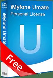 iMyfone Umate iPhone Cleaner Free License [Win & Mac]