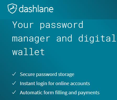 Dashlane Lane Premium Free for 1 Year – Win, Mac, Android & iOS