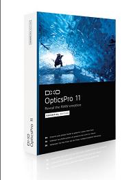 Get DxO OpticsPro 11 Essential for Free [Mac & Windows ]
