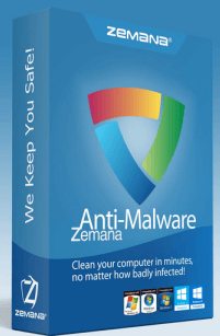 Zemana AntiMalware Premium Free License