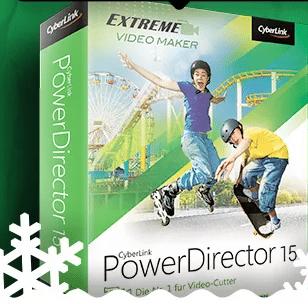 CyberLink PowerDirector Free License [Windows]
