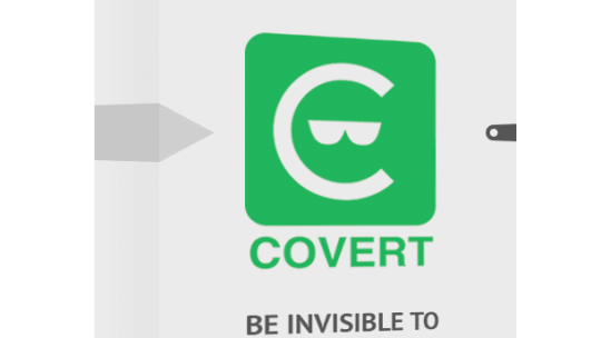 COVERT Pro Free For 1 Year