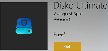 Disko Ultimate Windows 10 App Available for Free