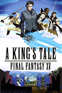 A King's Tale: Final Fantasy XV Available Free on Xbox One and PS4