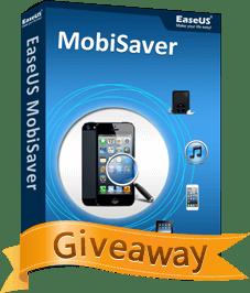 EaseUS MobiSaver for iOS Free License