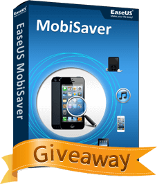EaseUS MobiSaver for iOS Free License