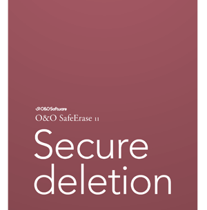O&O SafeErase 11 Professional Edition Free License