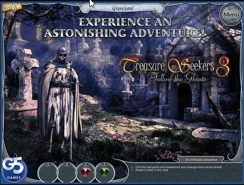 Treasure Seekers : Follow the Ghosts 3