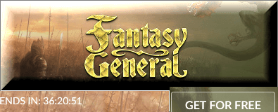 Fantasy General Game Available Free at GOG