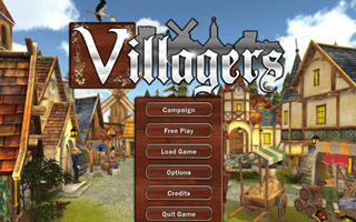 villagers game