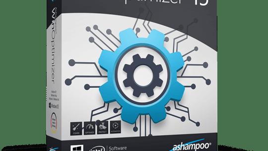 Ashampoo WinOptimizer 15 Free 1 year License [Limited Time Promo]