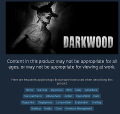 Darkwood Game Now Available Free