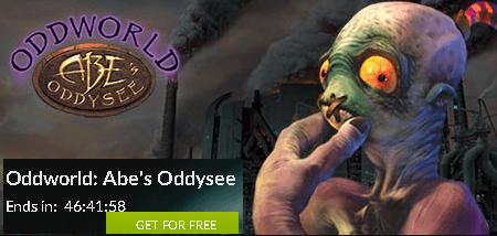 Oddworld: Abe's Oddysee PC game free on Steam