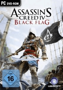 Assassin's Creed 4 Black Flag and World in Conflict Games Giveaway