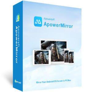 Apower Mirror Screen Mirroring Free License