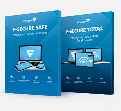 F-Secure SAFE Free for 1 Year -Security Suite