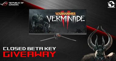 Warhammer: Vermintide 2 Closed Beta Steam Key Giveaway