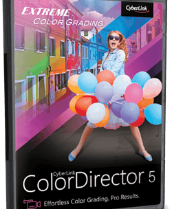 CyberLink ColorDirector Free One Year License