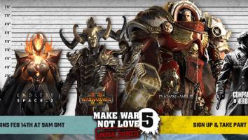 SEGA Make War Not Love