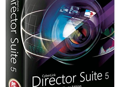 CyberLink Director Suite 5 Free License [Windows]