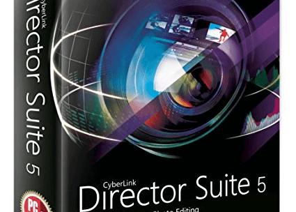CyberLink Director Suite 5 Free License [Windows]
