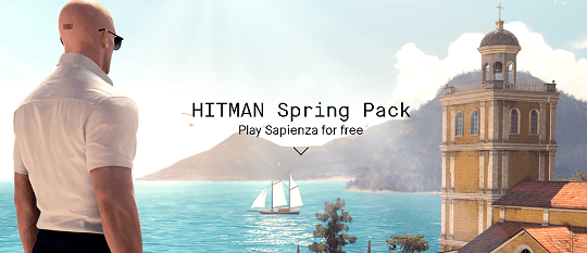 Hitman Spring Pack Free on Steam, PS4 & Xbox One