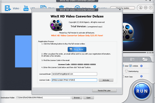 winx hd video converter deluxe free download
