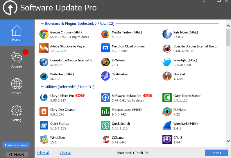 software update pro