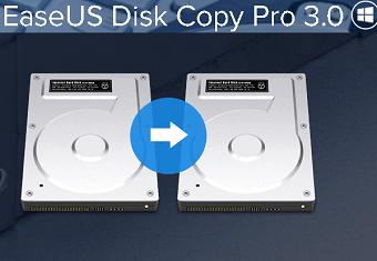 EaseUS Disk Copy Pro v3 Free License [Windows]