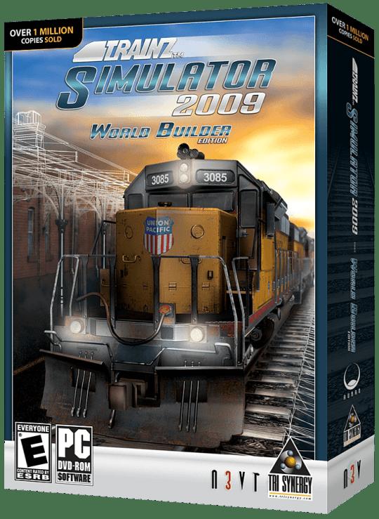 Trainz Simulator 2009 World Build Edition