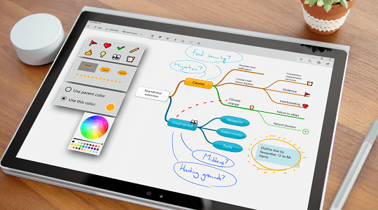 Get Mind Maps Pro Windows 10 App For Free Worth 10