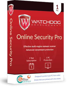 Watchdog Online Security Pro 2018 Free for 1 Year