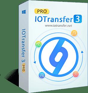 IOTransfer pro 3 box