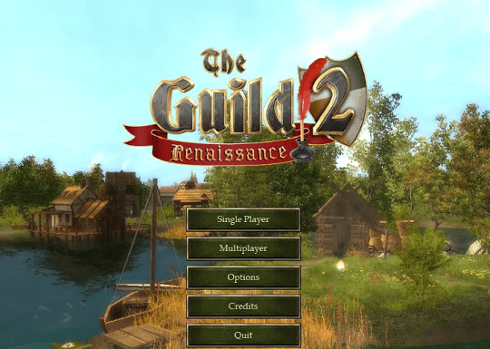 The Guild 2 Renaissance PC Game Free forever [RPG]