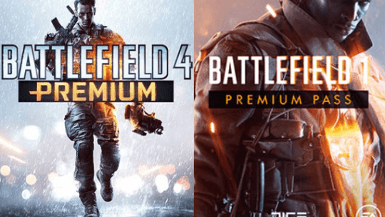 Battlefield 1 and Battlefield 4 Premium Available for Free