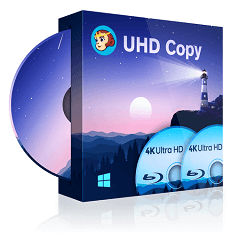 DVDFab UHD Copy and UHD Ripper Free License