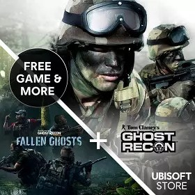 Ghost Recon Game and Ghost Recon Wildlands