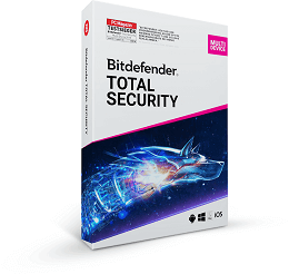 Bitdefender Total Security 2019 Free 6 Months Subscription