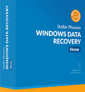Stellar Phoenix Windows Data Recovery 7 (Home) Free License