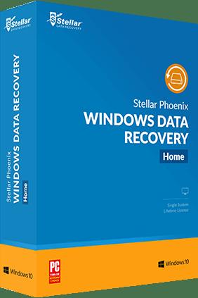 Stellar Phoenix Windows Data Recovery 7 (Home) Free License