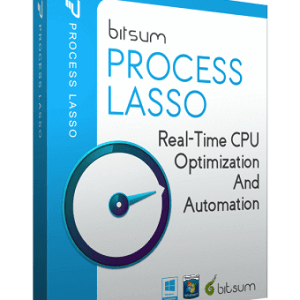 Process Lasso Pro box