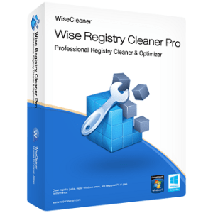 Wise Registry Cleaner Pro Box