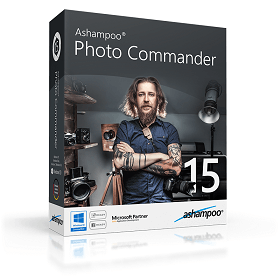 ASHAMPOO PHOTO COMMANDER 15 Full Version Free License